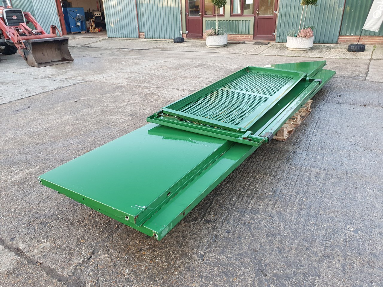 SILAGE SIDES to fit BAILEY 14 TON TRAILER