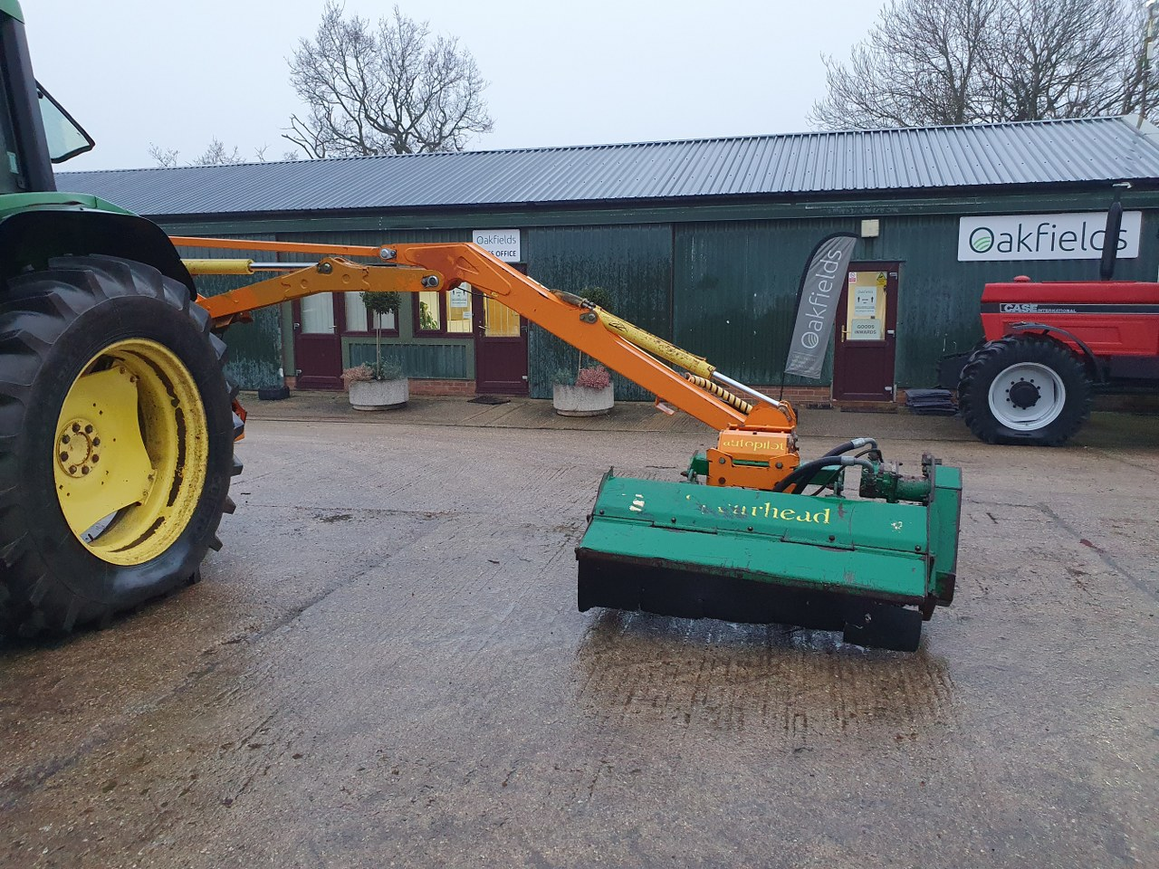 2005 SPEARHEAD HIGHWAY 504 HEDGECUTTER