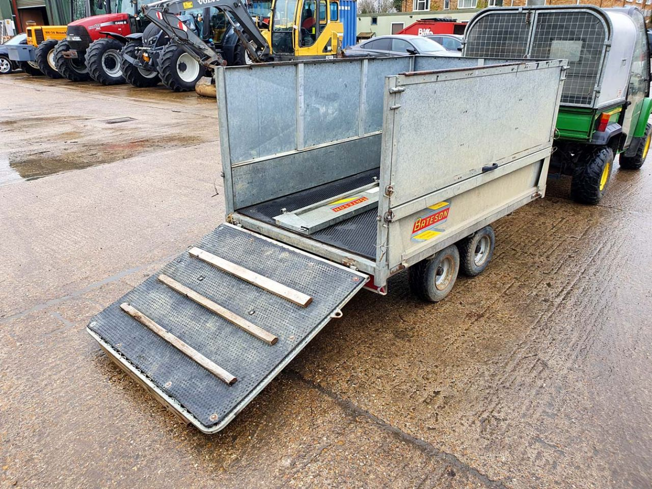 BATESON TANDEM AXLE ATV / CAR TRAILER