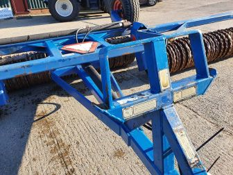DALBO 6.3M HORIZONTAL FOLDING ROLLS