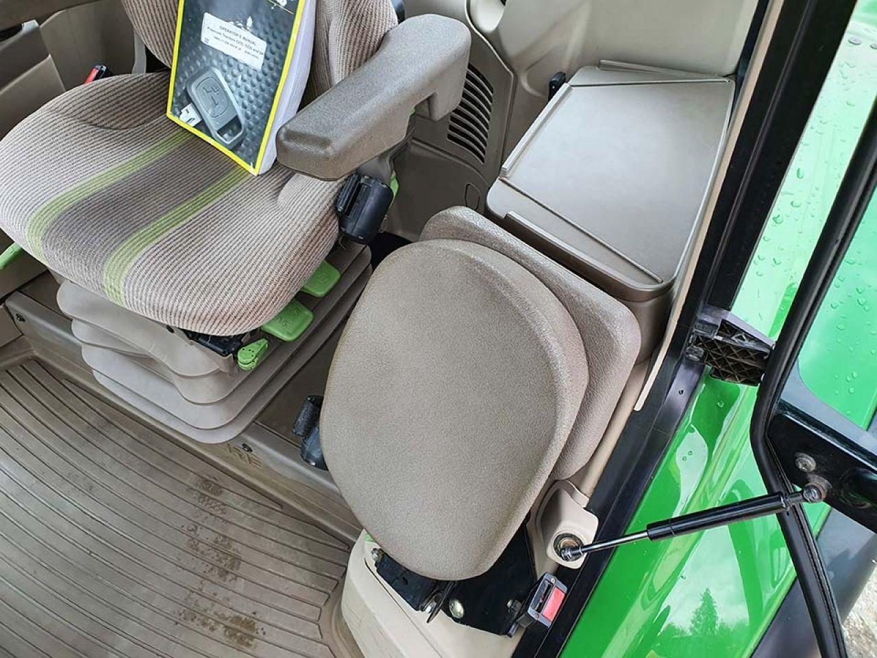 2011 JOHN DEERE 6330 PREMIUM 4WD TRACTOR