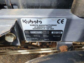 2013 KUBOTA RTV 1140 CPX