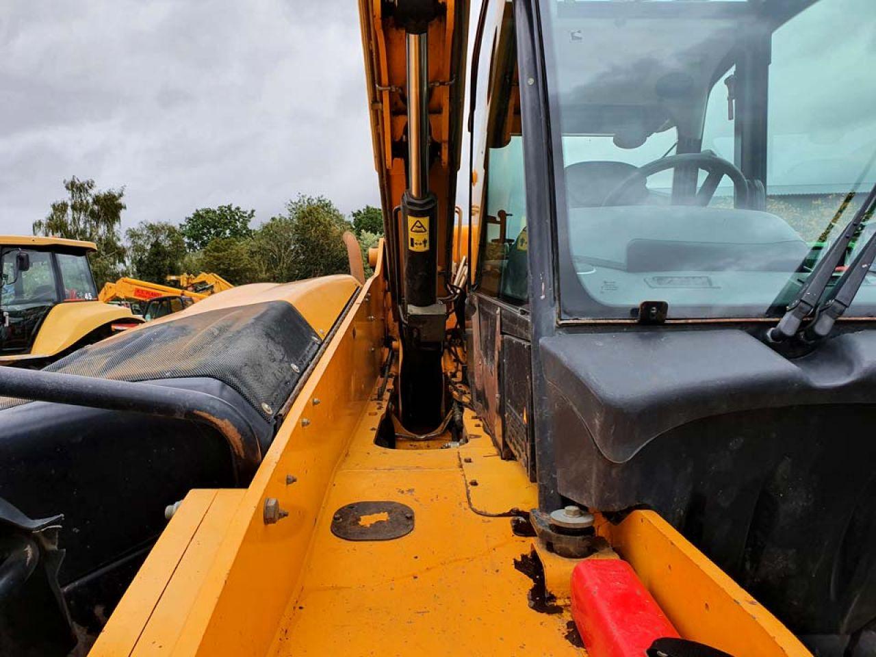 2009 JCB 535-95 AGRI SUPER TELEHANDLER
