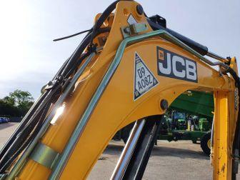 2016 JCB 8030 ZTS MINI DIGGER