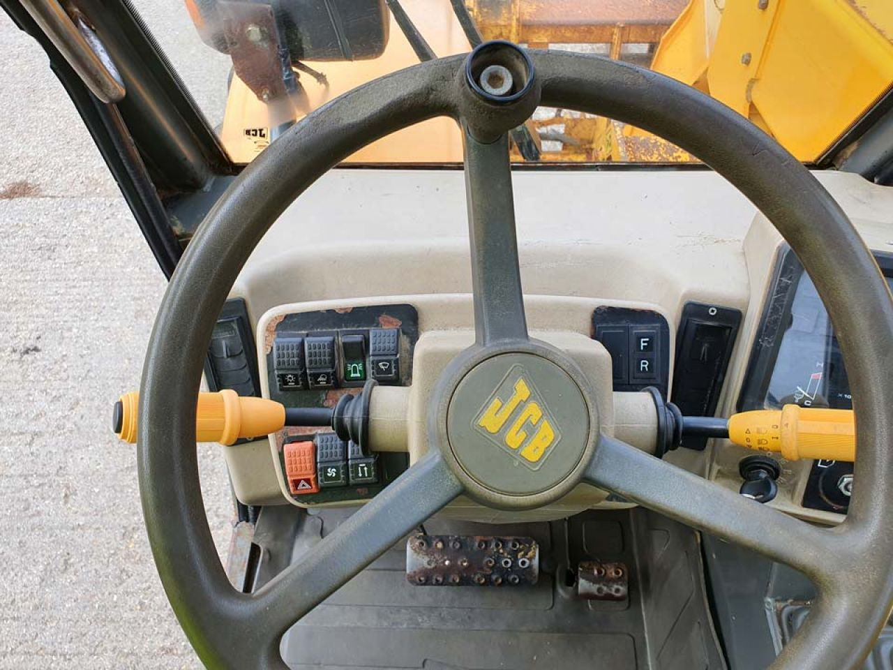 1997 JCB 526S 4WD FARM SPECIAL TELEHANDLER